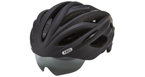 ABUS In-Vizz Helm black